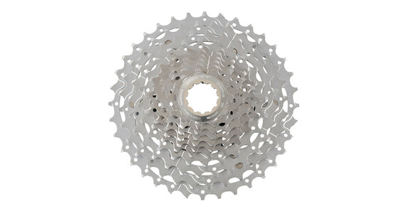 Shimano Deore XT CS-M771 Cassette 10-speed silver